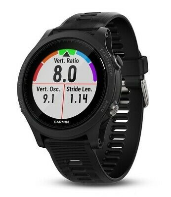 Garmin Forerunner 935 Premium GPS Running/Triathlon Watch - Black (010-01746-00)