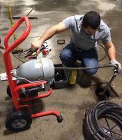 24/7 Drain plumber. Clear any drain 647-761-2193