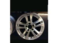 Mercedes Wheels 16 Inch Genuine C220 W204