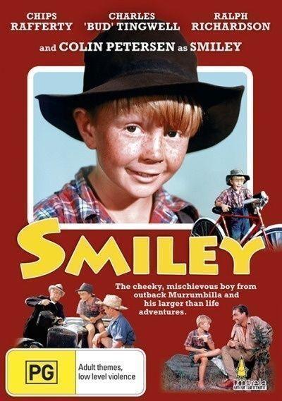 SMILEY (Rafferty, Tingwell, Richardson, Petersen) (PAL Format DVD. REGION 4)