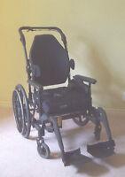 Bentley wheelchair