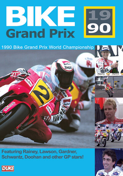 Bike Grand Prix Review 1990 DVD
