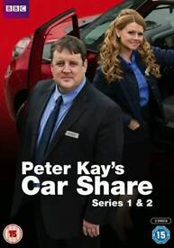 Carshare complete series 1 and 2