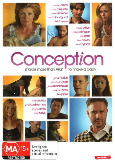 Conception  - DVD - NEW Region 4