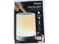 Bluetooth Touchlight Touch Controlled Colour Changing Speaker