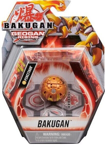 Bakugan * Geogan Rising * Basic Ball * Pincitaur * 1er Pack