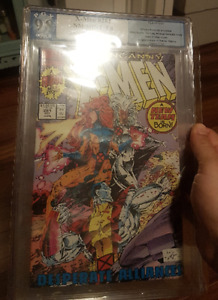 Uncanny X-men #281 PGX 9.8 comic - New Team & 1st Appearance