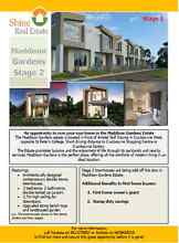 An opprtunity to own your own home in the Maddison Gardens Estate Cranbourne Casey Area Preview