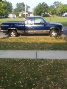 1998 GMC Sierra 1500 Truck For Sale