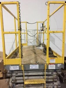 2001 SKYJACK Scissor Lift for Sale
