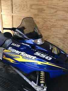 2003 Polaris 550 Supersport Peterborough Peterborough Area image 1