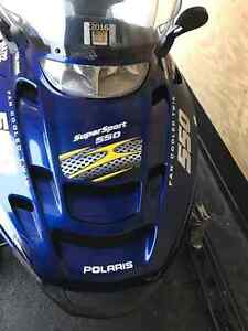 2003 Polaris 550 Supersport Peterborough Peterborough Area image 3