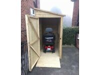 NEED A SHED MADE URGENTLY
