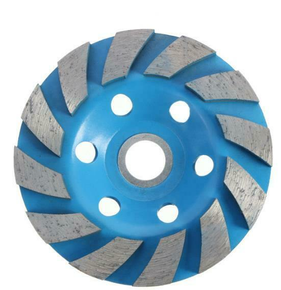 The Diamond Disc Segment for Grinding Cup Wheel Grinder Granite Stone