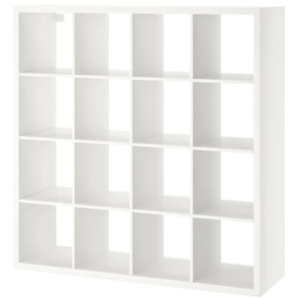 Ikea Cubes KALLAX 4x4 White