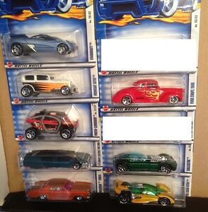 Hot Wheels First Editions 2002, 7 Photos are included. Edmonton Edmonton Area image 3