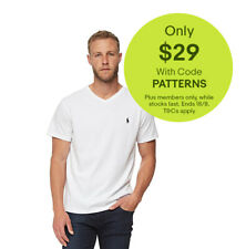 Polo Ralph Lauren Men's Cotton Tee
