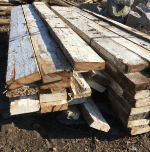 "Barn joists 3"" x 10"" up to 17 feet long"