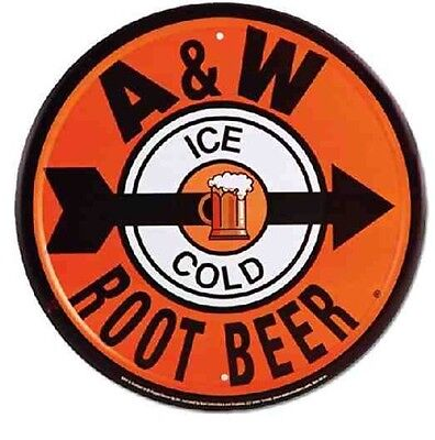 A & W ROOT BEER 12