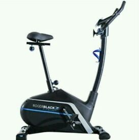Roger black gold magnetic exercise (brand new and assembled)