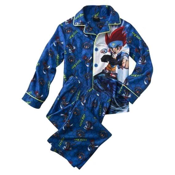 Beyblade Pyjama Set