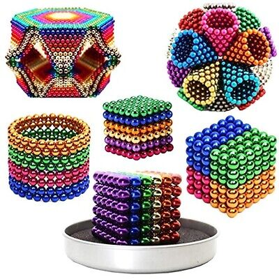 5mm Magic Cube Funny Educational Toys 216 Pcs