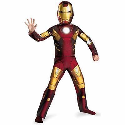 Iron Man Mark Vii Halloween Costume (OFFICIALLY LICENSED IRON MAN MARK VII CHILD HALLOWEEN COSTUME BOYS LARGE)