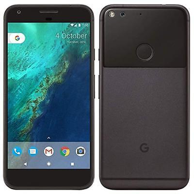 Google Pixel - 32GB - Quite Black (Unlocked) Smartphone
