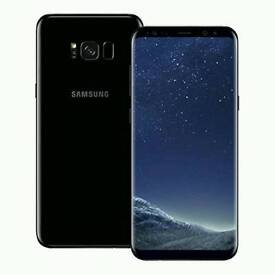 samsung galaxy s8 plus like new unlocked