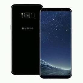 samsung galaxy s8 plus like new unlocked