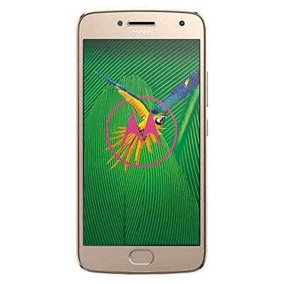 Motorola MOTO G5 Plus - 32GB - Fine Gold Factory Unlock 01111NARTL READY to USE for sale  Shipping to India