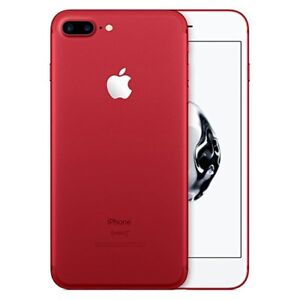 Unlocked 128 gb iPhone 7 Plus Product Red Edition