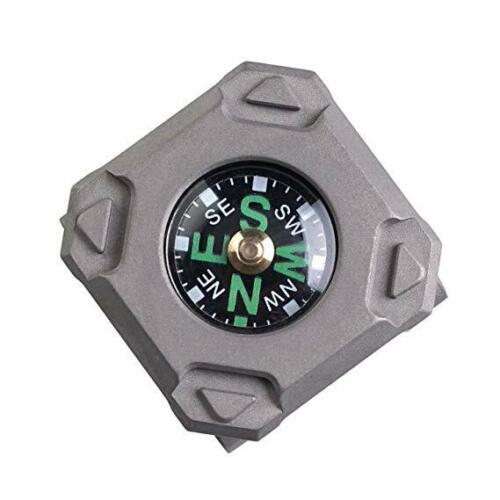 CPW Titanium/Copper Watchband Compass, Fluorescence-Glow, MecArmy