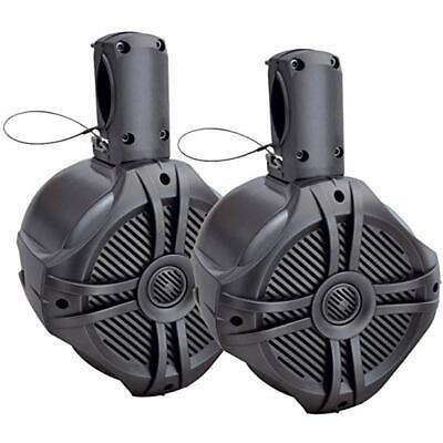 Power Acoustik MWT-65T 500 Watt Marine Titanium 6.5