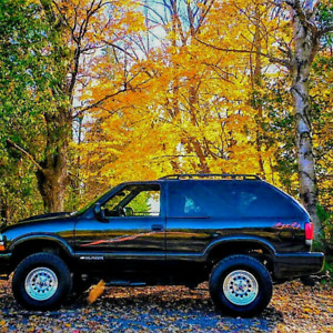 Swap/Trade 2005 Chevy Blazer