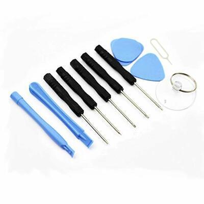 Mobile Phone Opening Tool Kit Screwdriver 9 in 1 set for Repair iPhone 7, 8, X