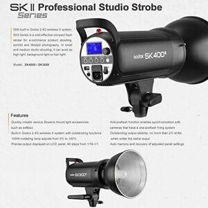 Godox SK 400 II STROBE - MINT CONDITION