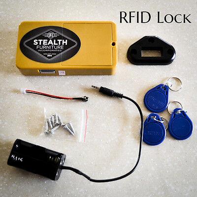 RFID Hidden Lock- Battery Powered