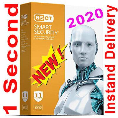 ESET Smart Security V12 Global Key 365 Days NEW