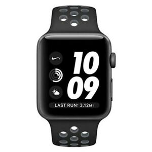New Apple Watch Nike Edition space black 42mm