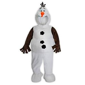 Auth. Disney Plush Olaf from Frozen Halloween Costume sz 3.