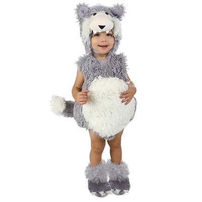 Princess Paradise Vintage Beau the Big Bad Wolf Infant Halloween Costume 4448 - Baby Big Bad Wolf Halloween Costume
