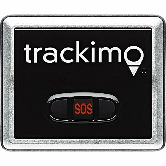 TrackimoUniversal GPS Tracker 3G GPS+Wi-Fi+1 yearSIM Tra