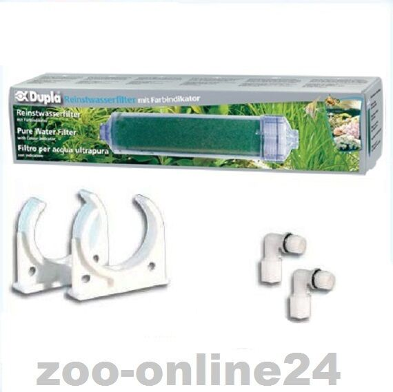 Dupla Reinstwasserfilter Duresin RI mit Farbindikator für Osmose-Filter: 80511