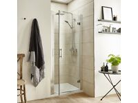 Shower Hinged Door £60