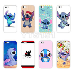 stitch phone case iphone 5s lovely stitch cover skin for apple 7987