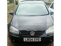 Golf 1.9 diesel MOT until November 2016