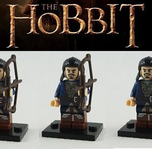 BRAND NEW The Hobbit Minifigure (Bard the Bowman)
