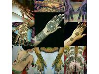 PROFESSIONAL HENNA / MEHNDI ARTIST