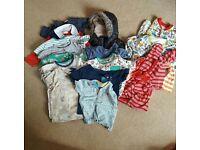 Boys clothes ages 12-18 months